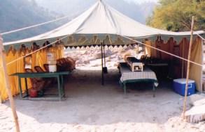 Camping in Rishikesh(8)