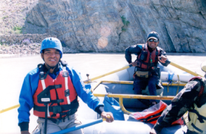 Rafting Adventure in Ladakh