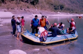 Rishikesh Water Rafting