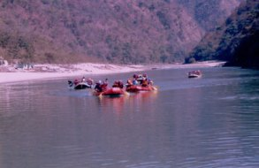 Rafting trip to Rishikesh (3)