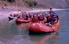 Rafting trip to Rishikesh (21)