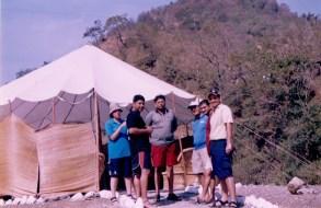 Camping in Rishikesh(15)