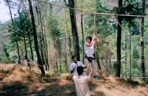 Adventure trip in India