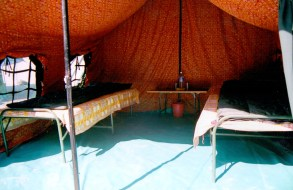 Camping in India(4)