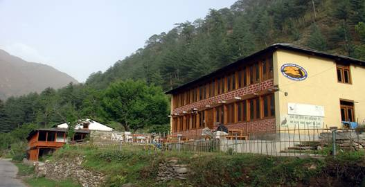 The Himalayan Trout House