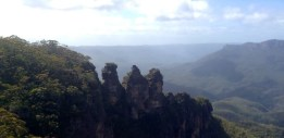 The Three Sisters.