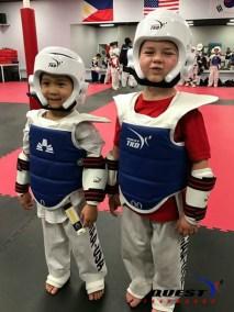 beginner sparring