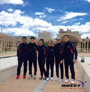 Team Quest in Colorado