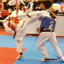 kick to face
