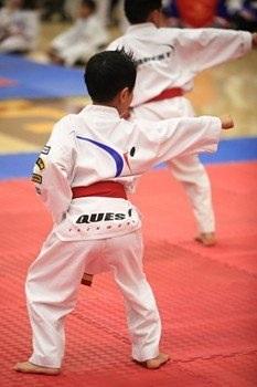 youth boy punch