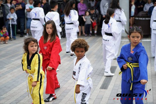youth in black belt club