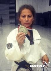 Ms Maria Spar Silver