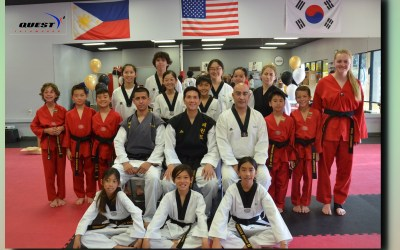Quest's New Black Belts – May 26, 2018