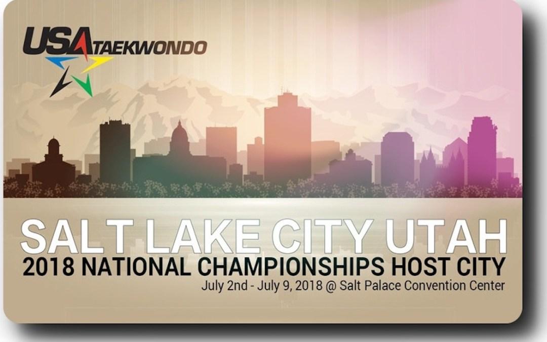 2018 USAT Nationals, Salt Lake City – July 2 to 9