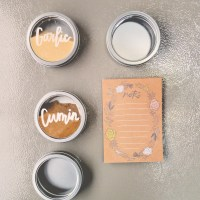 Dollar Store Diy Spice Magnets