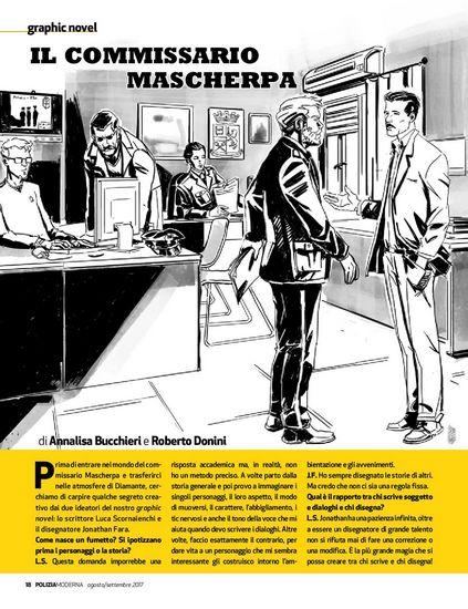 Il Commissario Mascherpa
