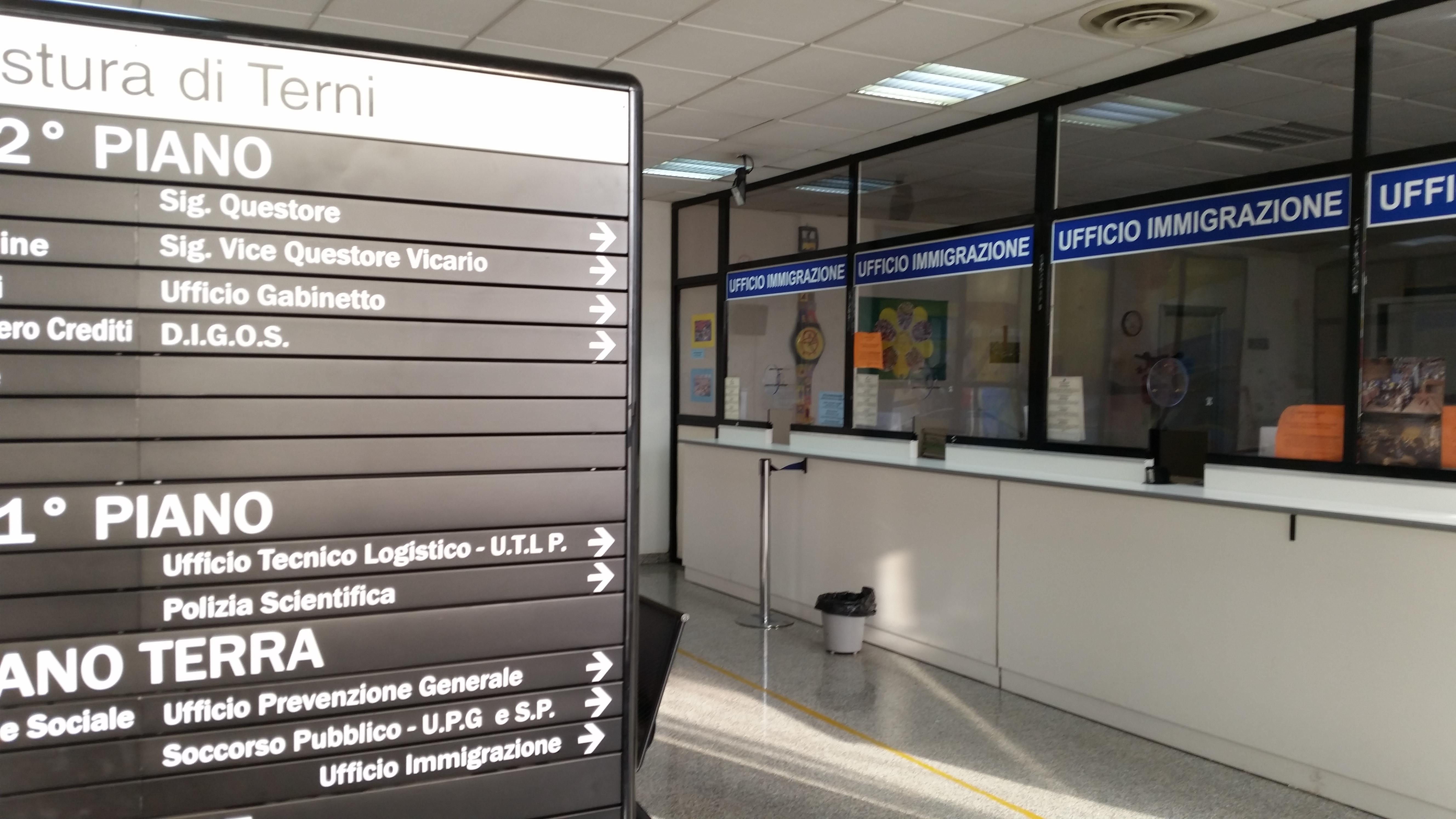 Questura Di Soggiorno | Polizia Di Stato Questure Sul Web Treviso