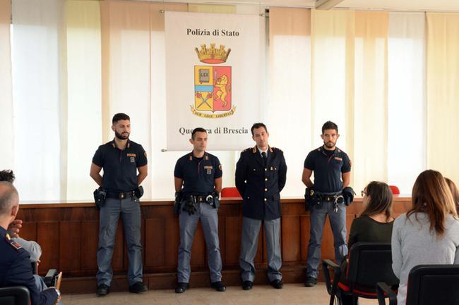 Polizia di Stato  Questure sul web  Brescia
