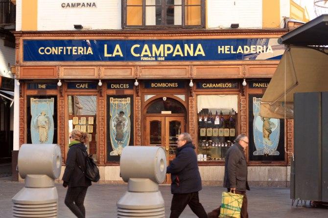 Зображення до уроку. Севілья. Іспанія