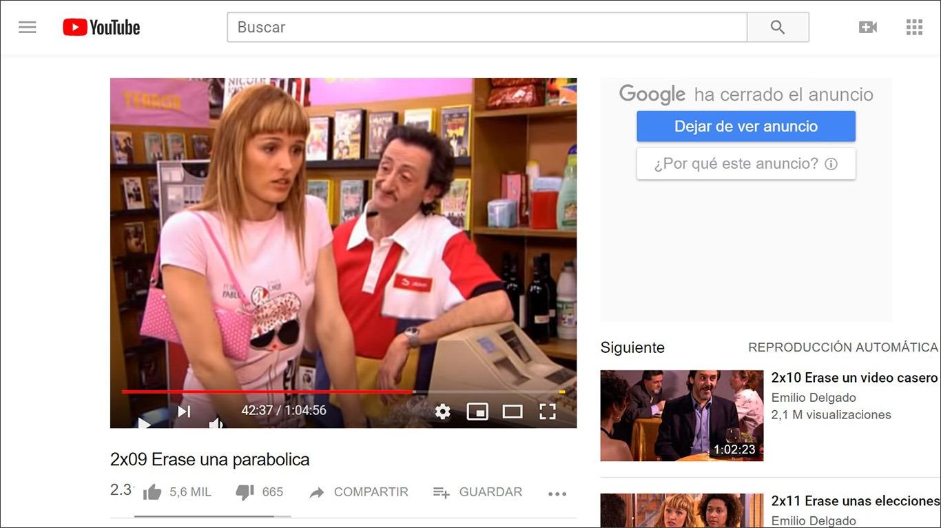 Серіал для вивчення іспанської мови Aquí no hay quien viva