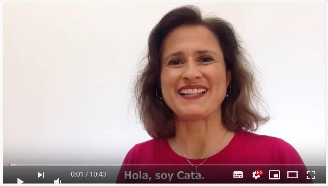 Іспанська з Каталіною Морено