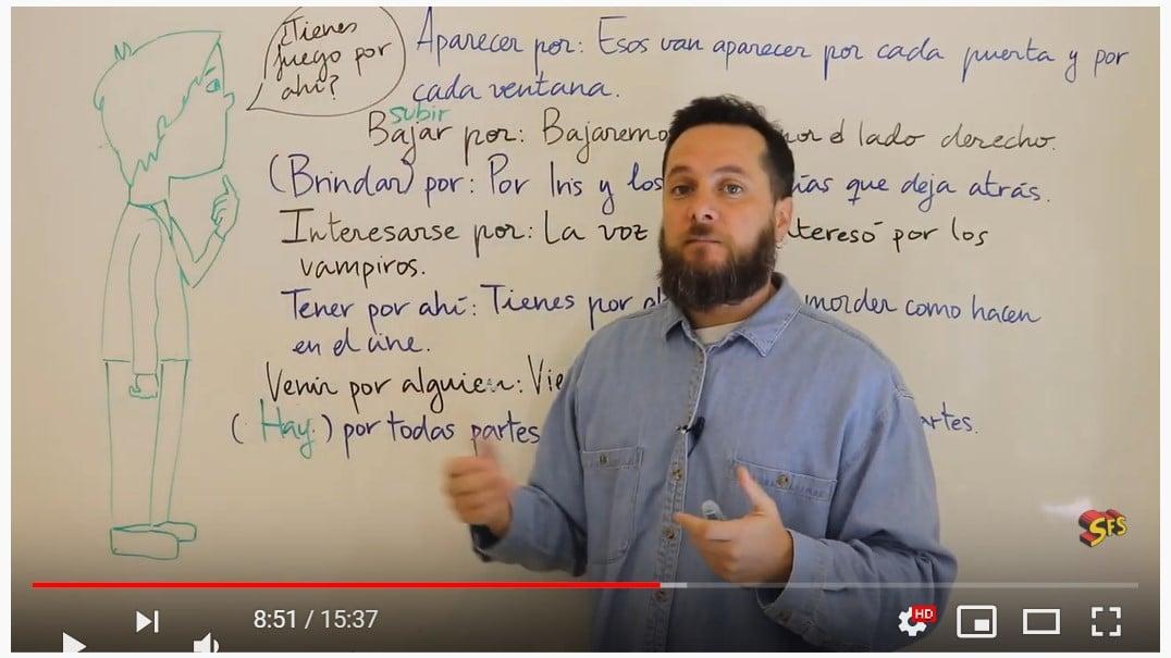Іспанська з Іспанії | Влог Рейєса