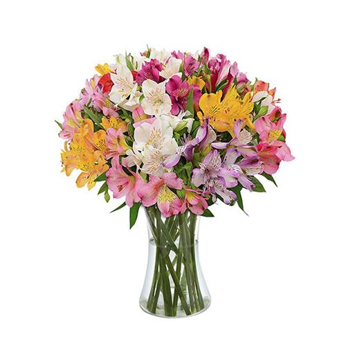 floreros con flores delivery