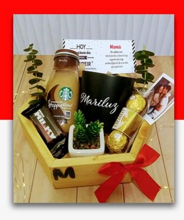 Regalo en base de madera Regalos personalizados Regalos para cumpleaños Regalos para aniversario Regalos Delivery Lima Sorpresas Delivery Box de cumpleaños