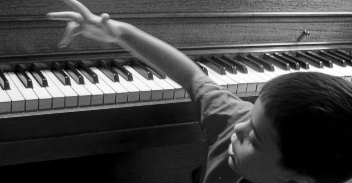 practica de piano