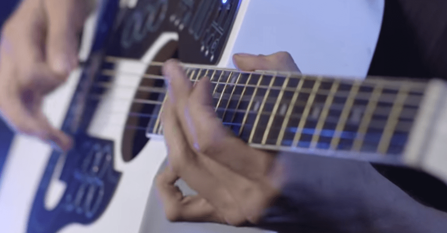 Pad-guitarra