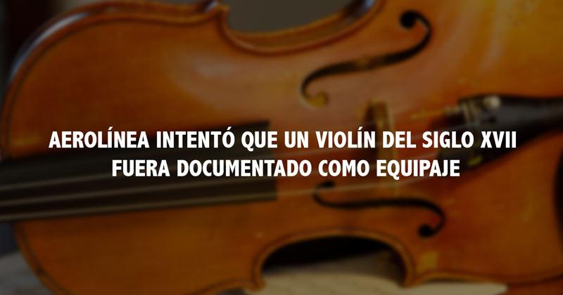 violin-XVII-aerolinea