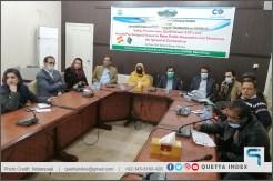 hard balochistan corona virus session Quetta index 05