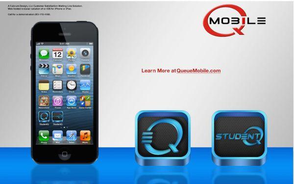 QueueMobile iOS App