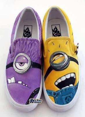 zapatillas-minion