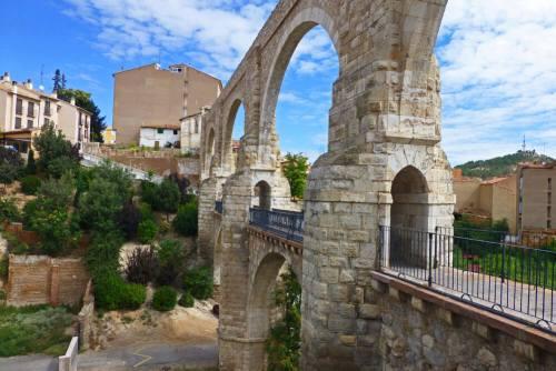 Acueducto de los Arcos de Teruel, una joya de la arquitectura civil del Renacimiento español
