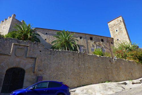 Alcázar de los Bejarano, una de las casas-fuerte de Trujillo