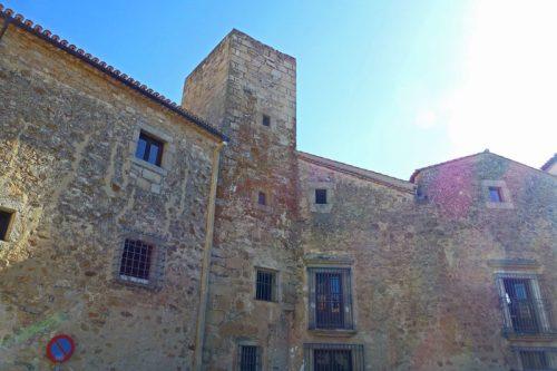 """Alcázar de Luis Chaves """"El Viejo"""" en Trujillo"""