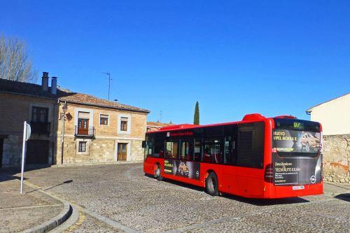 Autobús urbano, el mejor medio de transporte para moverse por Burgos