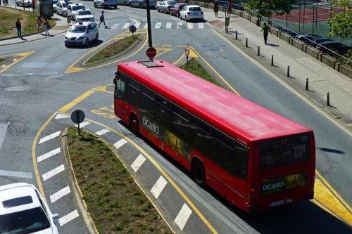 Autobús urbano, la mejor forma de moverse por La Coruña