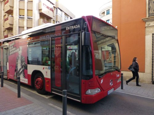 Autobús urbano de Albacete, transporte de Albacete