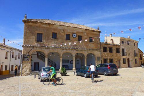 Palacio del Concejo, actual Ayuntamiento de Alarcón