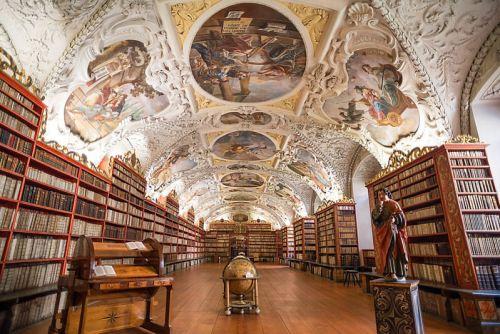 Biblioteca del Monasterio de Strahov