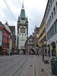 Calles de Friburgo de Brisgovia