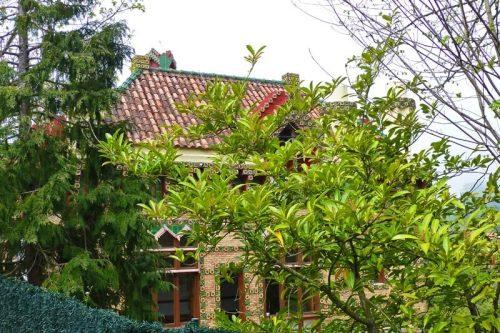 El Capricho de Gaudí forma parte de la Ruta Modernista de Comillas