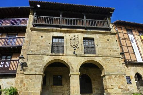 Casa del Águila en Santillana del Mar