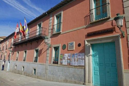 Casa Consistorial del Real Sitio de San Ildefonso