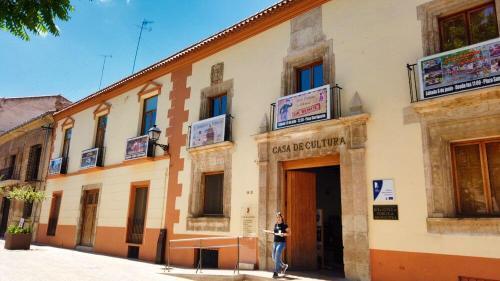 Casa de Cultura, uno de los edificios civiles más interesantes de Almansa