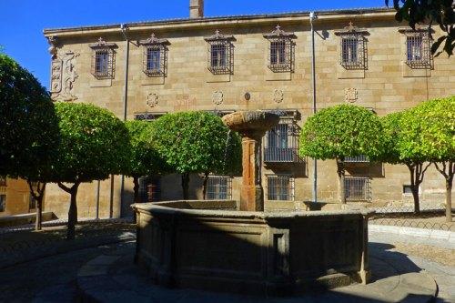 Casa del Deán junto a la Plaza de la Catedral