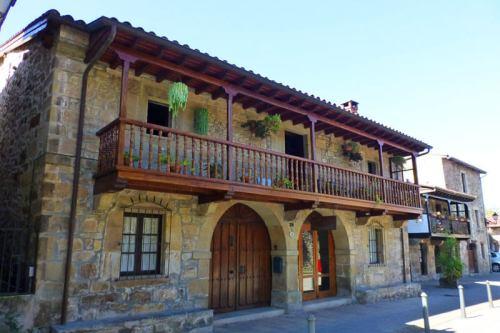 Arquitectura popular de Liérganes