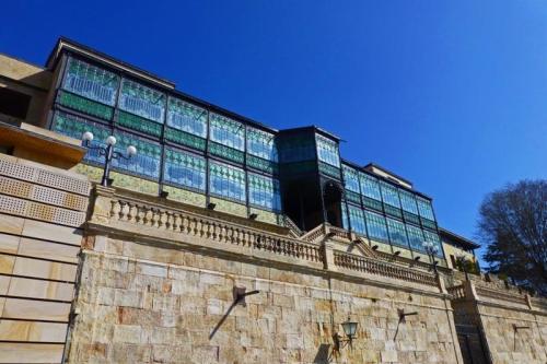 Casa Lis, sede del Museo de Art Nouveau y Art Decó de Salamanca